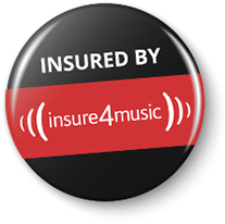 Insured by Insure4Music
